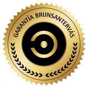 Sello de garantía BrunSantervás